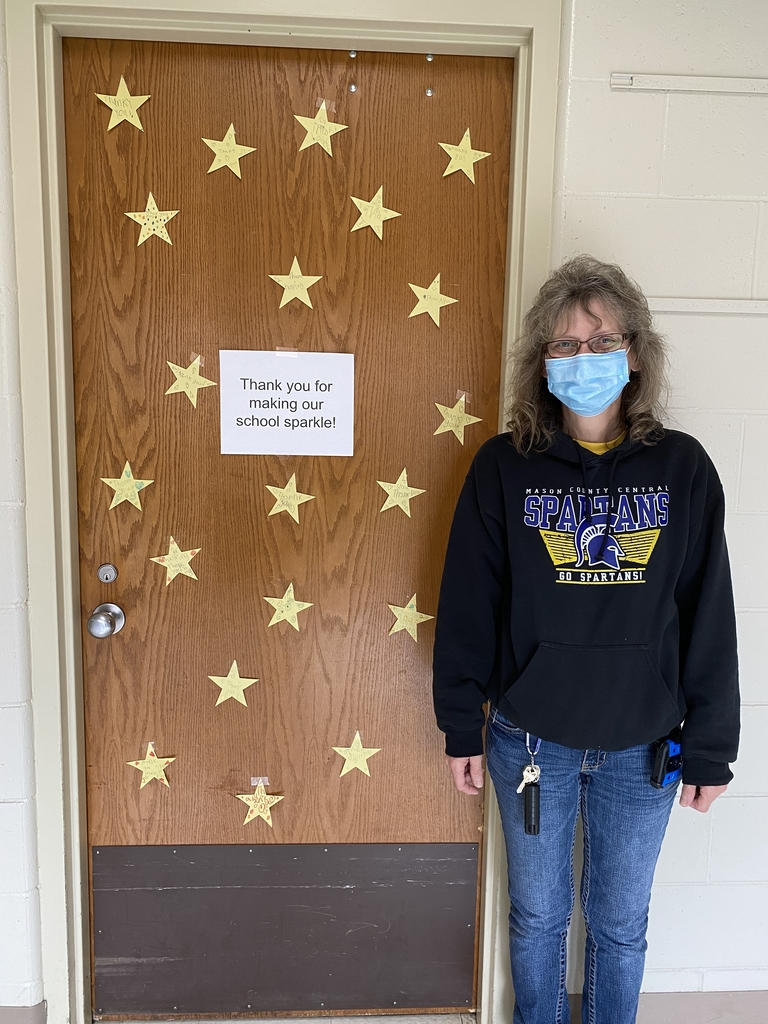 Happy National Custodial day to our very own Penny Englebrecht!!!