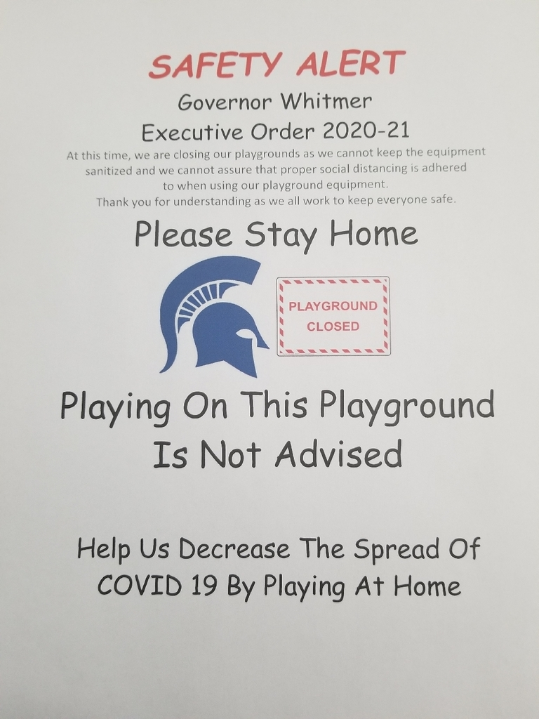 Playground Safety Alert